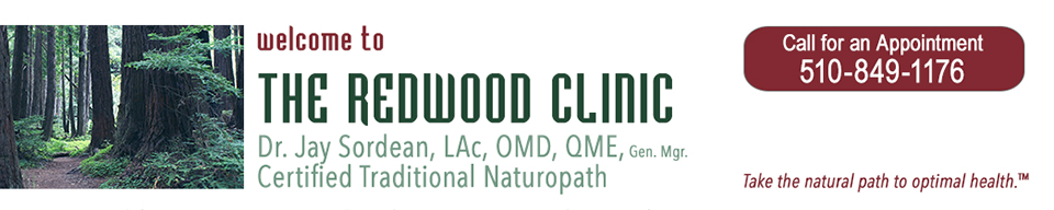 The Redwood Clinic, Berkeley Acupuncture & Natural Medicine